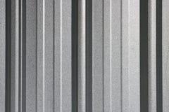 Textur av refraktion på väggmetallarket, abstrakt modellbakgrund royaltyfri foto