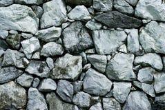 Textur av rockväggen Royaltyfri Foto