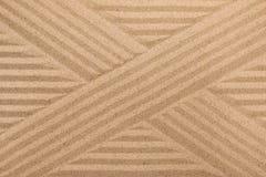 Textur av sand, kors av sand fodrar sommar för snäckskal för sand för bakgrundsbegreppsram Arkivbild