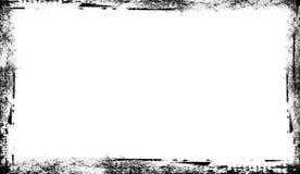 Textur av skrapor, chiper, smuts på gammal åldrig yttersida Gamla samkopieringar för tappningfilmeffekt stock illustrationer