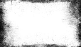 Textur av skrapor, chiper, smuts på gammal åldrig yttersida Gamla samkopieringar för tappningfilmeffekt royaltyfri illustrationer