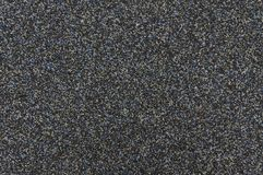 Textur av små kulöra stenar arkivfoto