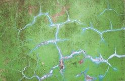 Textur av sprickor Fotografering för Bildbyråer