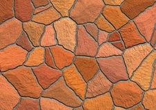Textur av stenar Royaltyfri Fotografi