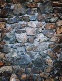Textur av stenar Royaltyfri Bild