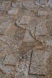 Textur av stenen och vatten Royaltyfri Foto