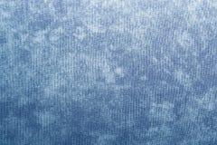 Textur av stuckit tyg, för bakgrunder Royaltyfri Bild