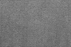 Textur av stuckit woolen tyg Arkivfoton