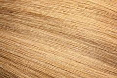 Textur av sunt blont hår som bakgrund arkivbilder