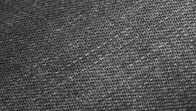 Textur av svart jeans Royaltyfri Fotografi