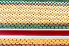 Textur av taket Arkivbild