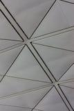 Textur av takpaneler Royaltyfria Bilder