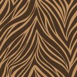 Textur av tigerhudΠRoyaltyfria Bilder