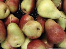 Textur av utomhus- päron royaltyfri foto