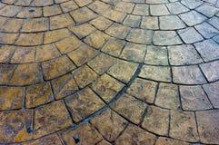 Textur av vägyttersidan Royaltyfri Fotografi