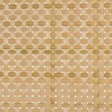 Textur av vävbambu Arkivbilder