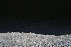 Textur av vatten Royaltyfria Bilder