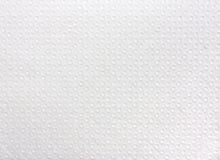Textur av vitbokservetten Arkivfoto