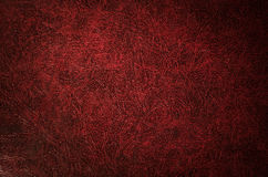 Textur bakgrund av äktt läder Arkivfoto