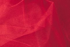 Textur bakgrund, modell Röd torkduk abstrakt bakgrundsred Arkivfoton