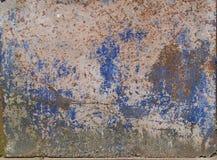 textur Belägga med metall rost Arkivfoton