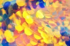 Textur briljant gloria som mång--färgas royaltyfria bilder