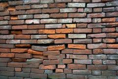 Textur byggnader för murverk för bakgrundsfärg ojämna Royaltyfria Bilder