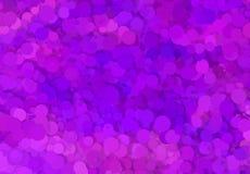 Textur för abstrakt konst Färgrika runda disketter färgrik textur modernt konstverk digitalt framför vektor illustrationer