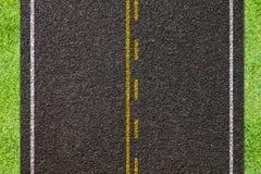 Textur för asfaltväg. Arkivbild