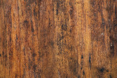 Textur för bakgrund för gammal tappninggrunge wood Arkivfoto