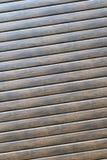 Textur för bakgrund för plankor för den bruna trumman för tappning barrel trämed skrapor och svartfläckar över wood korn av den g Royaltyfria Bilder
