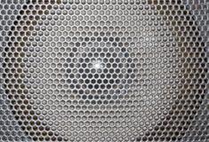 textur för bakgrundsskärmhögtalare fotografering för bildbyråer