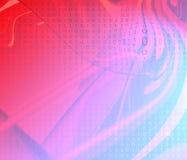 textur för binär kod Fotografering för Bildbyråer