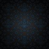 textur för blå manchester för bakgrund dekorativ Arkivbilder