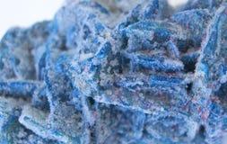 Textur för blå sten Royaltyfri Fotografi