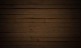 Textur för bruna wood paneler för Grunge naturlig Royaltyfri Bild
