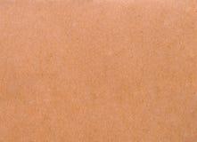 textur för brunt papper Royaltyfria Bilder