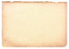 Textur för brunt papper Royaltyfri Bild