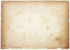 Textur för brunt papper Arkivfoto
