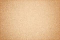 Textur för brunt papper för konstverk Royaltyfria Foton