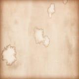 Textur för brunt papper för konstverk/gammal pappers- textur Royaltyfri Fotografi
