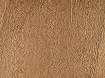 Textur för brunt papper, grov pappbakgrund Royaltyfri Fotografi