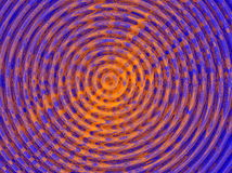 Textur för cirkel för abstrakt begreppbakgrundsnätverk Fotografering för Bildbyråer