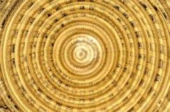 Textur för cirkel för abstrakt begreppbakgrundsnätverk Royaltyfria Bilder
