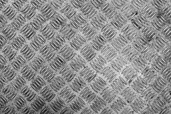 textur för diamantmetallstål Royaltyfri Bild