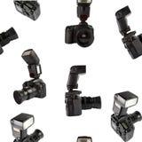 textur för digitalt foto för kameror seamless royaltyfri fotografi