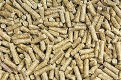 Textur för djur mat för kanin älsklings- Växtätande mat från gröna örter Arkivbilder