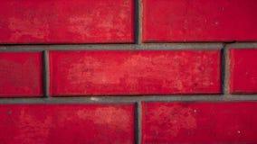 Textur för färgtegelstenvägg som stads- bakgrund Arkivbilder