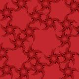 Textur för gardiner Arkivfoto