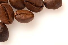 textur för härlig kokkonst för kaffe för bakgrundsbönor släkt royaltyfria bilder